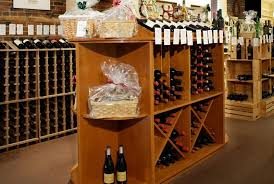 Vigilant Kit And Custom Wine Racking Components Used At The Local Dover Retail Store