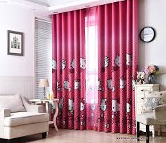 rosa prinzessin hello vorhang