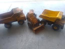 100 Steel Tonka Trucks Metal Selling All 7 Together 125 OBO Bismarck ND
