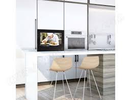 tv dans cuisine wemoove tv encastrable dans meuble de cuisine wmbftv220sk tv led