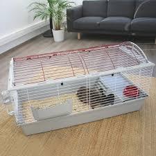 käfig zolia mamba 120cm für kaninchen und meerschweinchen