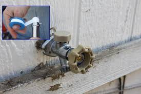 Replacing An Outdoor Faucet by Replace A Frost Free Faucet