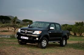 2007 Toyota Hilux | Top Speed