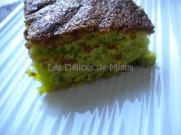 cake a la pate de pistache fondant aux pistaches les délices de mimm