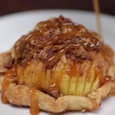 Salted Caramel Apple Galette