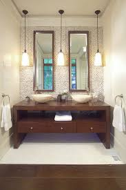 attractive hanging vanity lights wall marvelous for mounted ideas