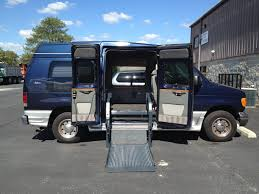 Used 2006 Ford E 250 Hightop Conversion Van