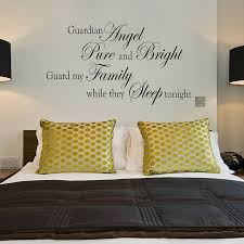 Wall Decal Quotes For Bedroom Decor Stickers Vinyl And