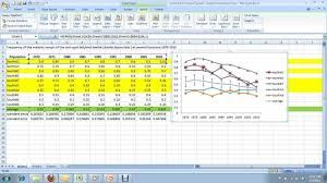 9 How To Create A Multiseries Line Graph In Excel For Carleton