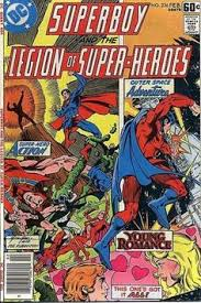Superboy And The Legion Of Super Heroes Volume