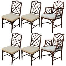 Great Set Of 6 Faux Bamboo Dining Chairs Faux Bamboo Chinese Chippendale Side Ding Chairs By Century Set Of Excellent Ideas Livingroom Outstanding Real Time Progress Dorsey Designs Style Metal Chair Patio Amazoncom Kathy Kuo Home Hollywood Regency Black 1960s Vintage Rosewood Lacquered White Musicatono Drawing Chairs Picture 901112 Drawing For Sale At
