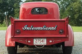 100 1946 International Truck An Love Mirror