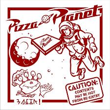 100 Cedar Street Studios Pizza Planet Box By Studio On DeviantART This Idea Is