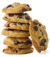 Gluten Free Dairy Free Egg Free Chocolate Chip Cookies
