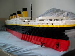 Lego Ship Sinking 3 by Lego Titanic 4th Generation 3 By Atitanic1992 On Deviantart