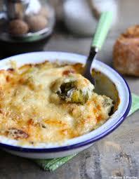 recettes de cuisine avec le vert du poireau gratin de poireaux béchamel