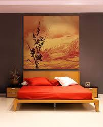 chambre orange et marron decoration chambre marron 100 images d co chambre marron id