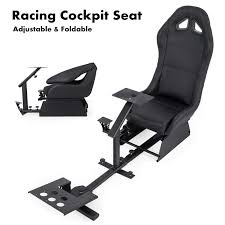 VEVOR Driving Simulator Gaming Chair Adjustable And Foldable Racing ... Fniture Enchanting Walmart Gaming Chair For Your Lovely Chairs The Ultimate Xbox 360 Ps3 Wii On Popscreen Arozzi Vernazza White Amazoncouk Pc Video Games Decorating Computer Vulcanlirik Target With Best Design How To Hook Up A Xbox Gaming Chair Tv Go Shop Brilliant Home Fniture Home Decoration Luxury Excellent Recliner Gtaf Racing Simulator Cockpit Stand Carbon Steel Game Ideas