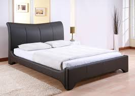 Black Leather Headboard Queen by Queen Size Platform Beds Gallery With Bedroom Bed Frame Pictures
