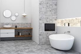 19 waterproof bathroom smart tv
