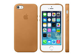 Apple iPhone 5S ficial Leather Case Gallery