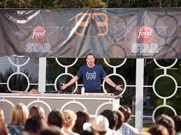 Halloween Wars Season 5 Host by Chris Hodgson Season 9 Food Network Star Finalist Food Network