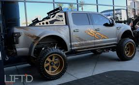 SEMA 2015: Top 10 Lift'd Trucks From SEMA – Lift'd Trucks Ford Lift Trucks Best Of The Rapture F 150 Sema Truck Cars New Trucks At The 2018 Detroit Auto Show Everything You Need To Ram Txgarage Raptor Changes Colors Tailgate And Price Wine Cnextion On Twitter Todays Off Shout Out Bouncers Capture Monster Detail F150 Svt V23 127 Mod For Ets 2 750 Hp Shelby Super Snake Is Murica In Form Blue Wallpapers Stock 44 Awesome Store Wrap Vehicle Graphics Pinterest Revolution