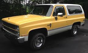 1983 Chevy Blazer Silverado 6.2 Diesel 59,000 Original Miles True ... Before And After The 1947 Present Chevrolet Gmc Truck Tri Axle Dump Trucks For Sale In Nc Together With Used Mack Or 1983 Silverado 4x4 Stock C104x4 For Sale Near Sarasota Show Frame Up Pro Build 4x4 With Chevy Old Photos Collection Pickup 34 Ton 10 Pickup You Can Buy Summerjob Cash Roadkill Blazer Overview Cargurus Classic Buyers Guide Drive Shortbed Diesel K10