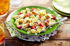 salade de pâtes au poulet recettes wikibouffe