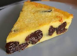 dessert aux pruneaux facile far breton aux pruneaux recette facile