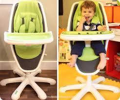 Mamas & Papas Loop High Chair Review {Giveaway}
