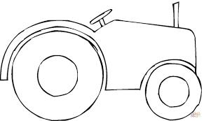 Coloriage De Remorque Coloriage Tracteur En Ligne