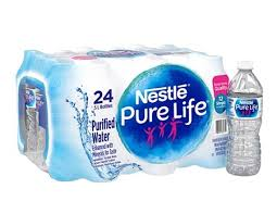 Nestl Pure Life Purified Bottled Water 169 Oz Case Of 24 By Office Depot OfficeMax