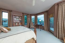 pretty room darkening curtains in bedroom traditional with room