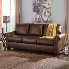 Milari Linen Queen Sofa Sleeper by Ashley Sleeper Sofa Roselawnlutheran