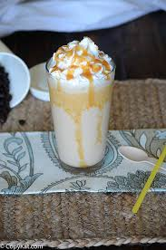 Your Family Will Love When You Make This Starbucks Caramel Frappuccino At Home