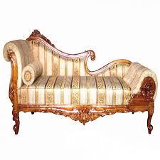 Maharaja Wood Sofa Fine Hand Carved Design Solid