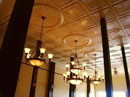 decorative ceiling tiles before and after photos