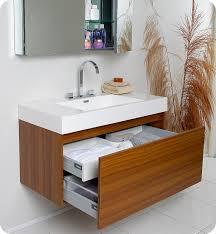 Modern Single Sink Vanities