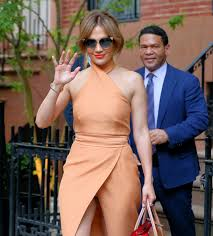 Jennifer Lopez Almost Had a Serious Wardrobe Malfunction