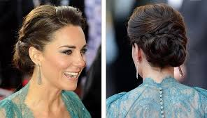 The Duchess Of Cambridges Chic Braided Updo