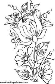 Flower Coloring Page 86