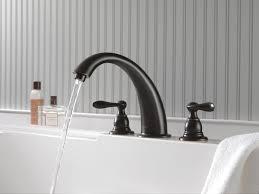 Delta Silverton Widespread Faucet by Delta Bathroom Faucets Simple Home Design Ideas Academiaeb Com