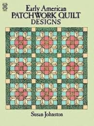 Early American Patchwork Quilts To Color Dover Coloring Books