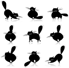 Free Black Cat Clipart The Cliparts