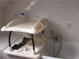 bebe confort table a langer table à langer litude bébé confort plan à langer de baignoire