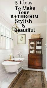 transform your bathroom with these ideas retro home decor