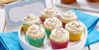 Vanilla Buttercream Dream Cupcakes