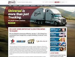 Universal Truckload Company Profile - Office Locations, Competitors ... Carolina Custom Trucks About Jeep And Truck Universal Intermodal Services Home Facebook Truck Trailer Transport Express Freight Logistic Diesel Mack Tunnels To The Future Of Aerospace Ground Research Utsi Do You Hear But Not Uerstand Clearly The Envelope Please Kerssies Groenverzorging Kerstinck Sarmiento Pages Directory