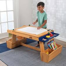 Toddler Art Desk With Storage by Kids U0027 Table U0026 Chairs Sets Kidkraft